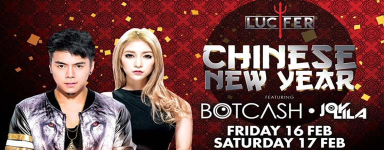 Chinese New Year at Lucifer Disko