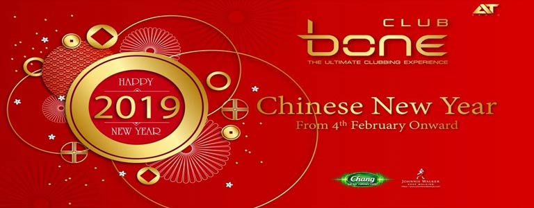 Bone Pattaya Present Chinese New Year Week 2019