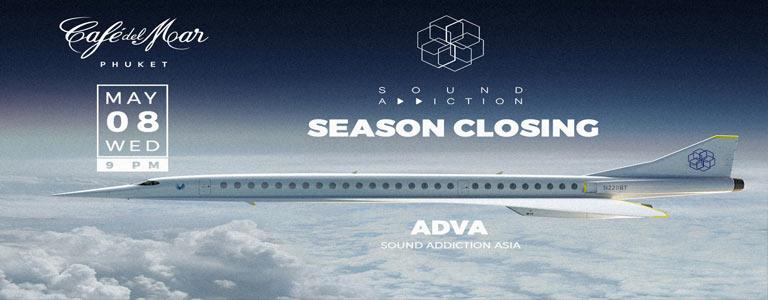 Sound Addiction Season Closing with Adva