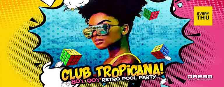 Club Tropicana | Retro Pool Party