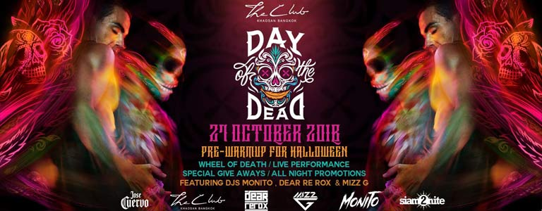 The Club Khaosan presents Dead Day