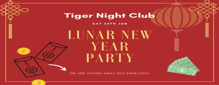 Lunar New Year Party at Tiger Night Club