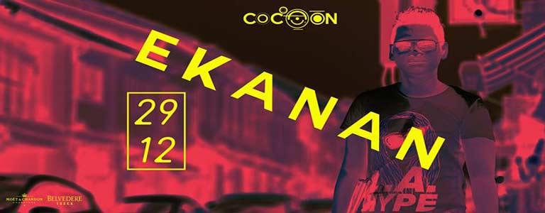 Ekanan at Cocoon Club & Bistro Phuket