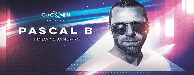 Pascal B at Cocoon Pattaya