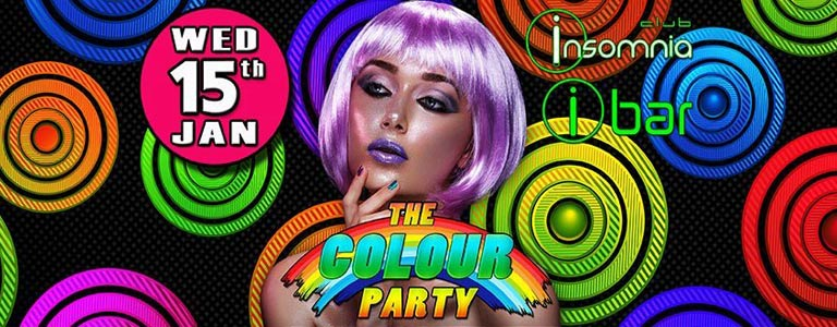 The Colour Party at Club Insomnia