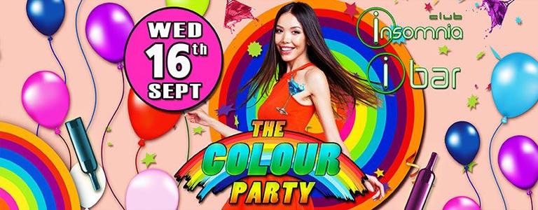 Club Insomnia pres. The Colour Party
