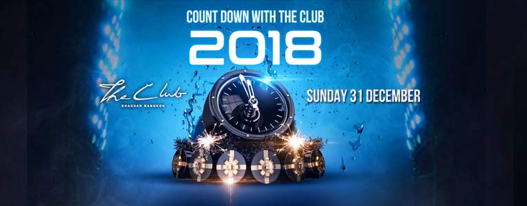 The Club Khaosan Countdown 2018 Party