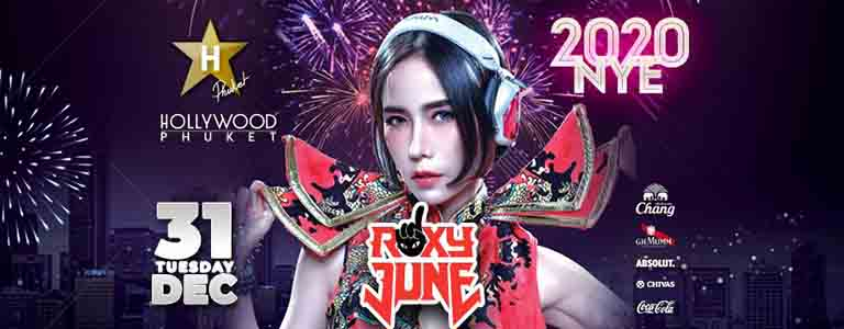 NYE 2020 Countdown ft. DJ Roxy June