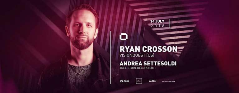GLOW pres. Ryan Crosson