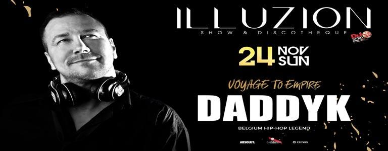 Voyage to Empire presents: DJ Daddy K