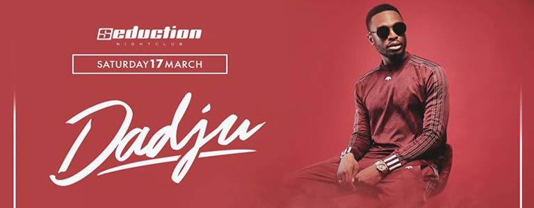 Dadju live at Seduction Phuket