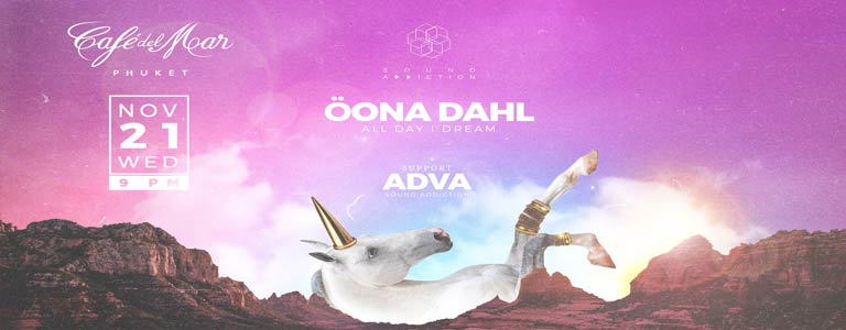 Sound Addiction presents OONA DAHL
