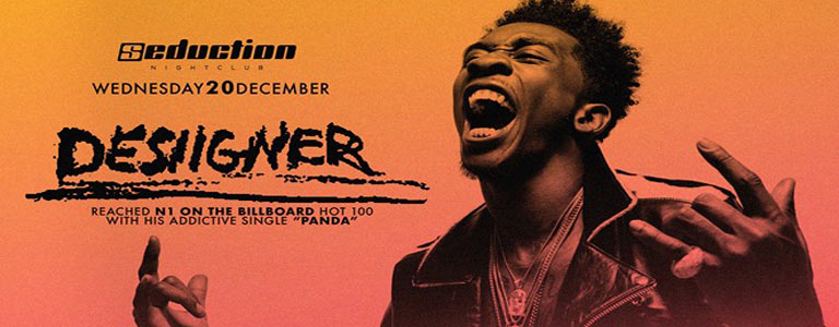 Desiigner live at Seduction Phuket