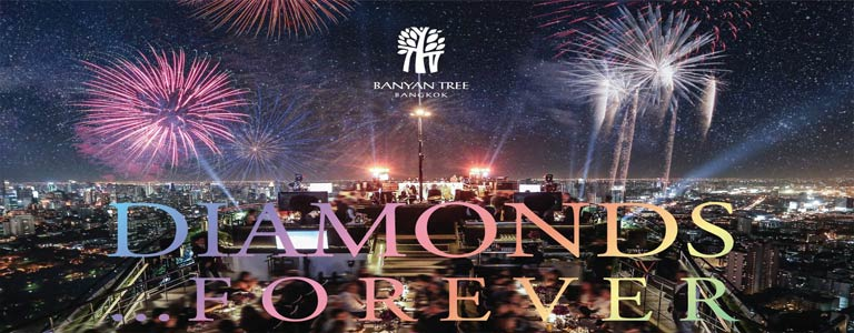 New Year's Eve at Banyan Tree Bangkok