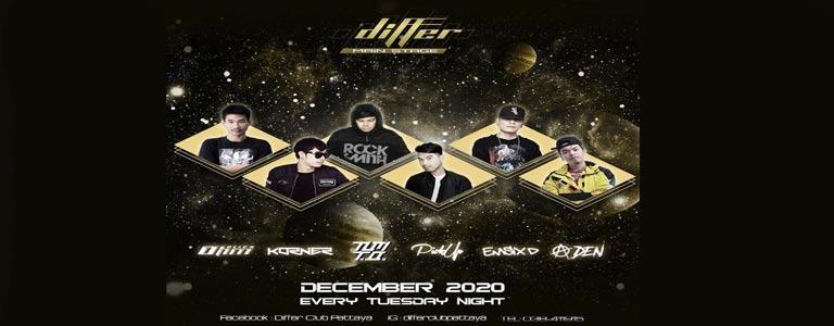 Tuesday Nights at Differ Club Pattaya