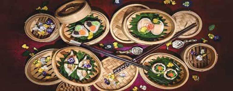 Chinese New Year Celebration at Banyan Tree Bkk