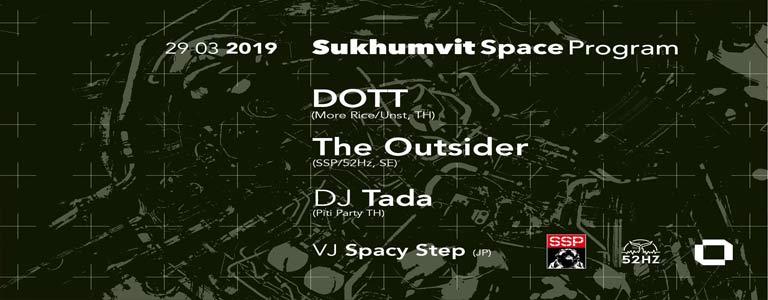 Sukhumvit Space Program feat. DOTT