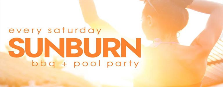 Saturday Sunburn BBQ at Dream Beach Club Phuket