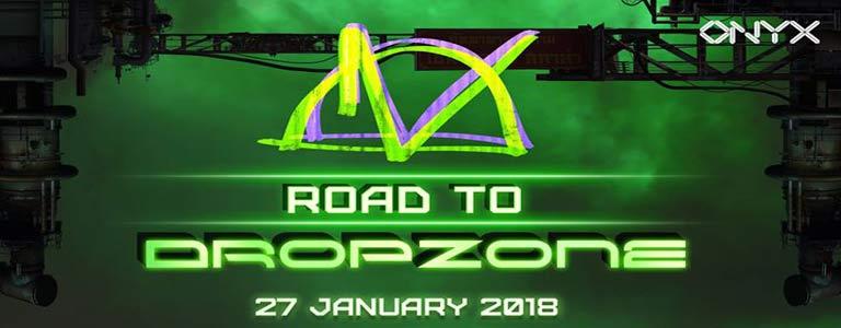 Road to Dropzone Festival at Onyx Bangkok