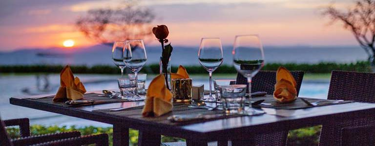 Valentine's Romance Dinner at Dusit Thani Pattaya