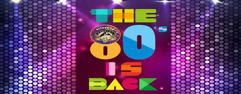 """Return to Bubbles """"Back to the 80's"""" Countdown Party Hosted by Dusit Thani Bangkok"""