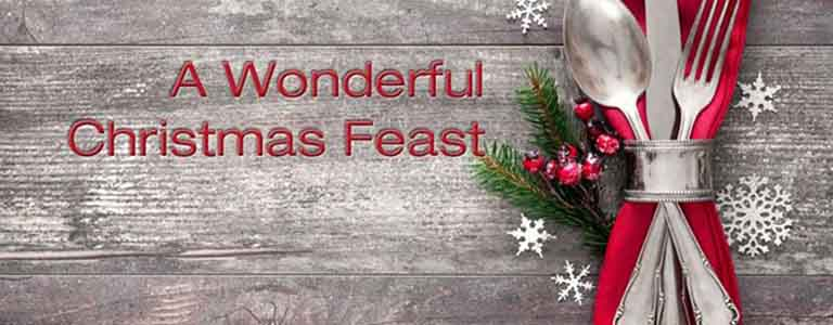 A Wonderful Christmas Feast Hosted by Dusit Thani