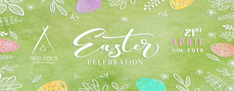 Easter Celebration at Nikki Beach Samui
