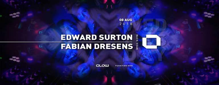 GLOW Wednesday w/ Edward b2b Fabian