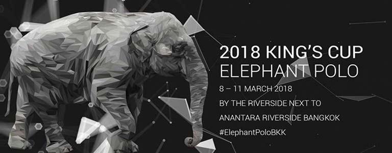 2018 King's Cup Elephant Polo Hosted by Anantara Hotels Resorts & Spas Bangkok