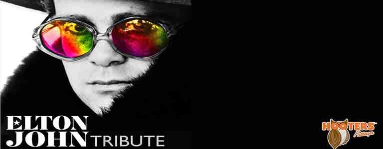 Elton John Tribute at Hooters Pattaya