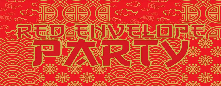RED Envelope Party - Chinese New Year at Revolucion Cocktail