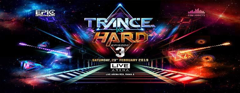 Trance vs Hard: EP3 - B2B Edition