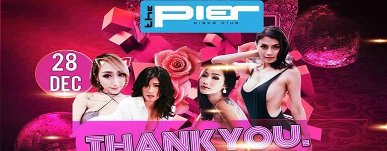 Thank You Fanclub Pier Surprise Party