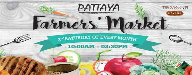 Pattaya Farmer's Market