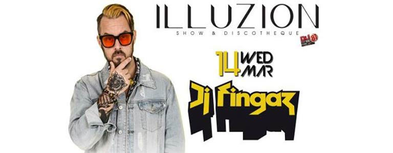 DJ Fingaz at Illuzion Phuket