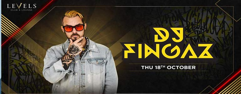 Levels Presents DJ Fingaz