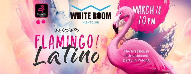 FlaminGO! Latino at White Room