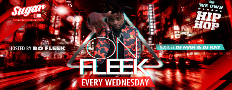 Sugar Phuket Presents: On Fleek with Bo Fleek