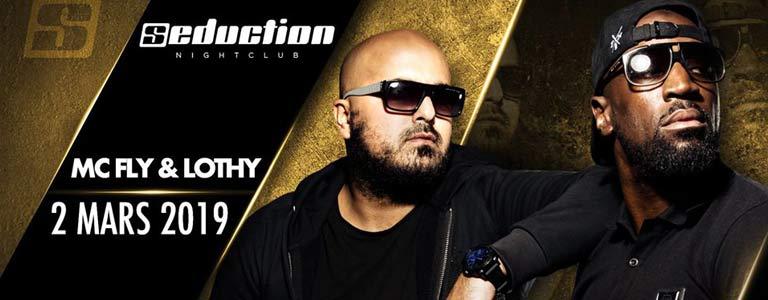 MC FLY & LOTHY live au Seduction Phuket