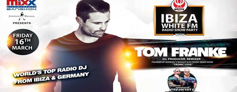 MiXX Present DJ Tom Frank