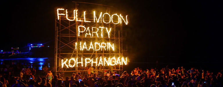 Full Moon Party Koh Pha-Ngan