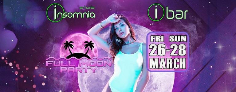 Club Insomnia pres. Full Moon Party