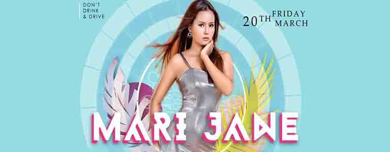 Mari Jane at Barfunk Phuket
