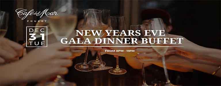 NYE 2020 Gala Dinner Buffet