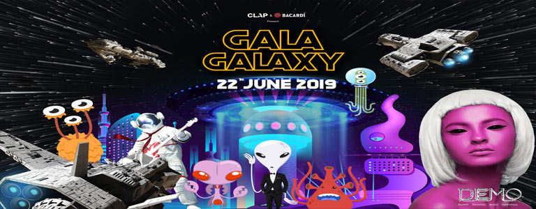 Gala Galaxy at DEMO