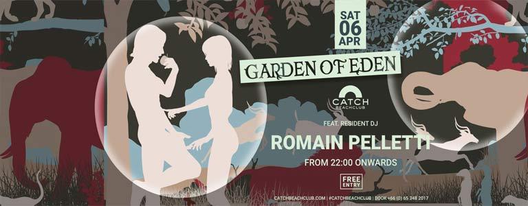 Garden of Eden at Catch Beach Club