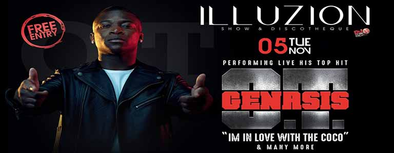 Ot Genasis at Illuzion
