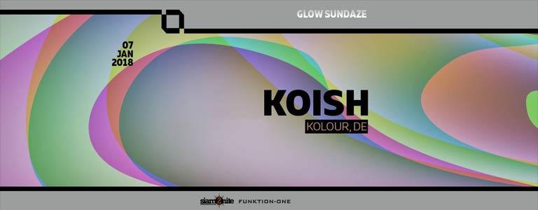 SunDaze w/ Dj Koish at Glow Disco Club Bangkok