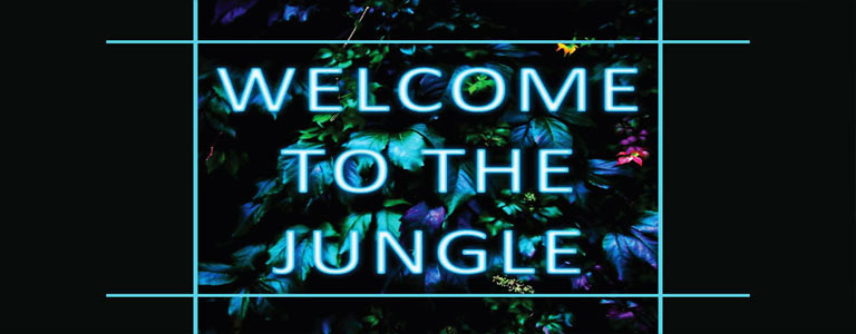 Welcome to the Jungle - Glowing Party at Revolucion Cocktail