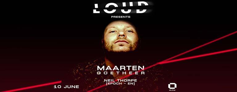 Loud pres : Maarten Goetheer & Neil Thorpe